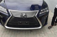 Sell super clean blue 2018 Lexus RX automatic