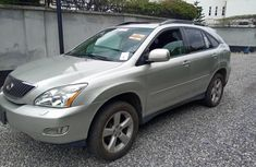 Well maintained grey 2007 Lexus RX suv automatic for sale