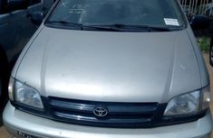 Used 2000 Toyota Sienna automatic for sale