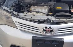 Authentic grey 2013 Toyota Camry automatic in good condition