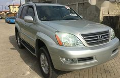 Need to sell used 2003 Lexus GX in Lagos at cheap price