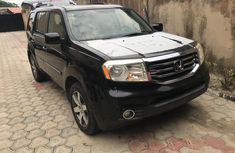 Foreign used 2013 Honda Pilot