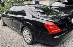 Neatly Nigerian Used 2006 Mercedes Benz S550 for Sale