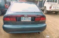 2001 Nigerian Used Toyota Corolla