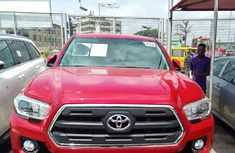 Foreign Used 2017 Toyota Tacoma for Sale