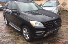 Used 2013 Mercedes-Benz ML350 automatic car at attractive price