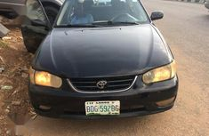 Need to sell used 2002 Toyota Corolla in Ibadan at cheap price