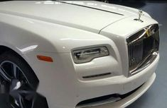 Sell well kept 2019 Rolls-Royce Ghost at mileage 12