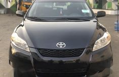 Used black 2008 Toyota Matrix suv automatic for sale