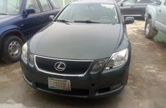 Well maintained 2007 Lexus GS automatic for sale in Ikeja