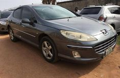 Sparkling 2007 Peugeot 407 automatic in good condition at price ₦850,000