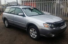 Well maintained 2005 Subaru Outback at mileage 212,015 for sale in Lagos