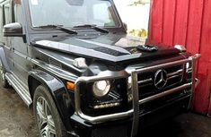 Sell cheap black 2013 Mercedes-Benz G63 suv automatic