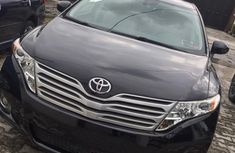 Black 2012 Toyota Venza suv for sale at price ₦4,500,000 in Lagos