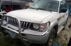 Toyota Land Cruiser Prado 1999 Blue color for sale