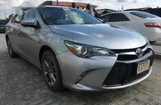Clean grey/silver 2017 Toyota Camry automatic car at attractive price