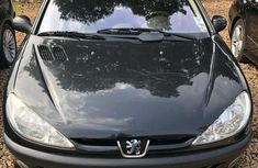 2005 Peugeot 206 manual for sale at price ₦1,290,000