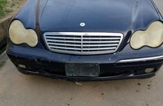 Mercedes-Benz C320 2001 Blue for sale