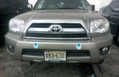 Used gold 2007 Toyota 4-Runner automatic at mileage 53,268 for sale