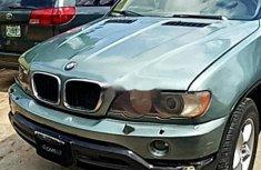 Sharp used grey 2003 BMW X5 sedan car at attractive price