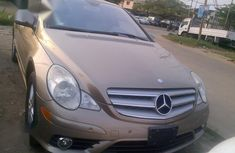 Used 2008 Mercedes-Benz R-Class car suv automatic at attractive price