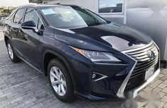Used 2016 Lexus RX suv at mileage 60,000 for sale