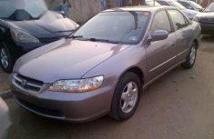 Sell used brown 2001 Honda Accord sedan automatic
