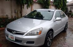 Honda Accord 2007 Sedan EX-L Automatic Silver for sale