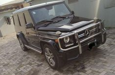 Black 2013 Mercedes-Benz G-Class suv for sale at price ₦20,600,000 in Ikeja