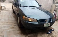 Sell cheap green 1999 Toyota Camry at mileage 205,800 in Lagos