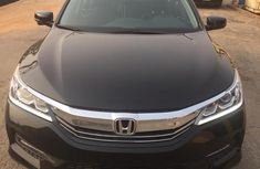 Black 2016 Honda Accord automatic for sale at price ₦7,600,000 in Lagos
