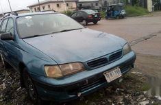 Used green 2000 Toyota Carina manual for sale