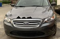 Ford Taurus 2011 Petrol Automatic Grey/Silver color for sale