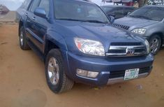 Used blue 2006 Toyota 4-Runner automatic for sale in Lagos