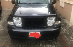 Used 2012 Jeep Liberty automatic for sale at price ₦5,000,000