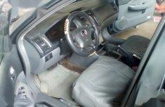 Honda Accord 2005 Gray color for sale