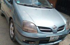 Sell green 2005 Nissan Almera manual at mileage 98,563