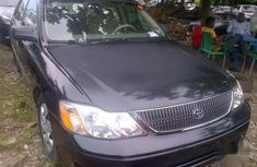 Need to sell cheap used 2001 Toyota Avalon sedan automatic