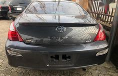 New Toyota Solara 2007 Gray for sale