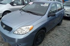 Sell well kept blue 2003 Toyota Matrix automatic in Lagos