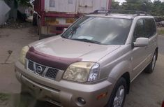 Selling 2005 Nissan X-Trail suv in good condition at price ₦2,080,000