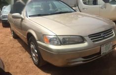 Very Clean Toyota Camry 1999 Gold for sale