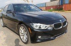 Used black 2016 BMW 328i sedan automatic for sale