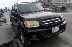 Need to sell cheap used 2004 Toyota Sequoia at mileage 132,947 in Warri