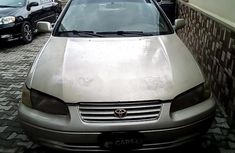 Clean and neat gold 1997 Toyota Camry