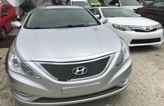 Hyundai Sonata 2011 Silver color for sale