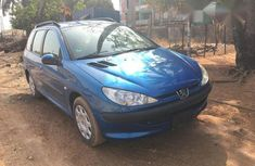 Used 2004 Peugeot 206 suv / crossover at mileage 0 for sale