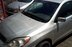 Used grey 2003 Toyota Matrix car automatic at attractive price
