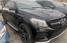 Used 2017 Mercedes-Benz GLE car automatic at attractive price in Lagos