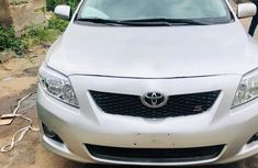 Need to sell high quality grey 2010 Toyota Corolla automatic at mileage 76,000
